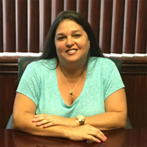 Jeanette RodriguezOffice Manager/Paralegal